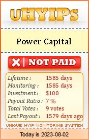 http://uhyips.com/hyip/powercapital-10319