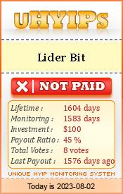 http://uhyips.com/hyip/liderbit-10327