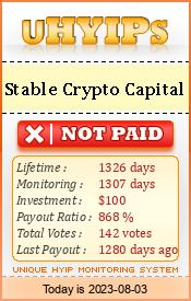 http://uhyips.com/hyip/stablecryptocapital-11180