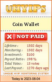 http://uhyips.com/hyip/coinwallet-11192