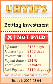 uhyips.com - hyip betting investment