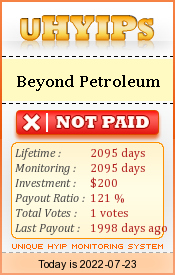 uhyips.com - hyip beyond petroleum limited