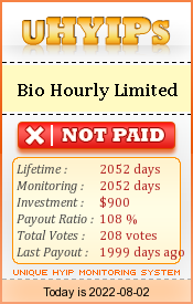 uhyips.com - hyip bio hourly limited