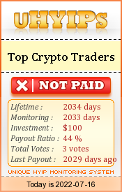 uhyips.com - hyip top crypto traders ltd