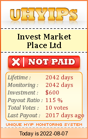 uhyips.com - hyip invest market place