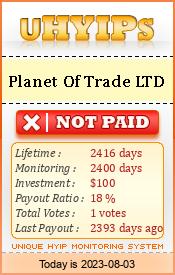 uhyips.com - hyip planet of trade