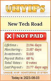NewTechRoad мониторинг 2