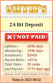 http://uhyips.com/hyip/24bitdeposit-9230