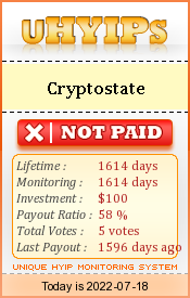 http://uhyips.com/hyip/cryptostate-9233