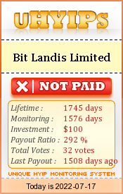 http://uhyips.com/hyip/bitlandis-9331