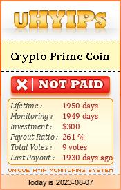http://uhyips.com/hyip/cryptoprimecoin-9377
