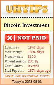 http://uhyips.com/hyip/bitcoininvestment-9478